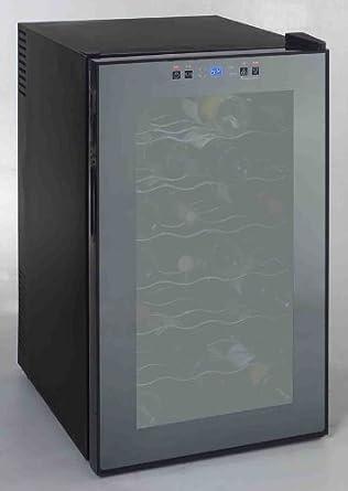 Avanti SWC2800M1 17 Freestanding Wine Cooler, 28 Bottle Capacity