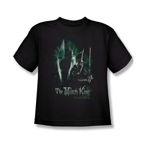 The Lord of The Rings Movie Witch King Pose Youth T-Shirt Tee