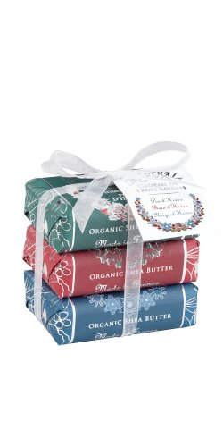 Mistral Holiday Soap Trio