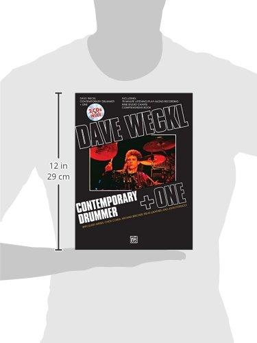 Contemporary Drummer + One (Manhattan Music Publications)