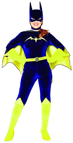 Rubie's Costume Co Women's Batman Dc Style Guide Gotham Girls Batgirl