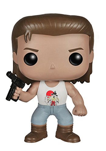 Funko POP Movies: Big Trouble in Little China-Jack Burton Action Figure - 1