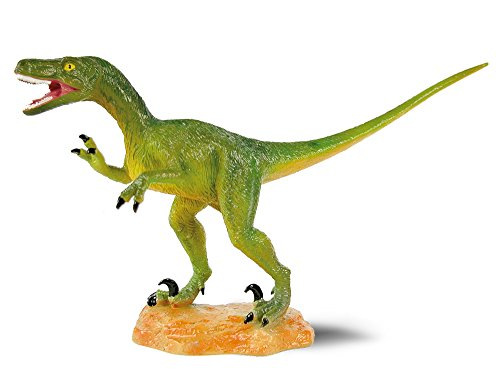 Geoworld Jurassic Hunters Dromaeosaurus Model