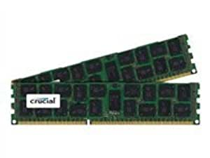 Crucial 16GB Kit (8GBx2) DDR3/DDR3L-1600 MT/s (PC3-12800)