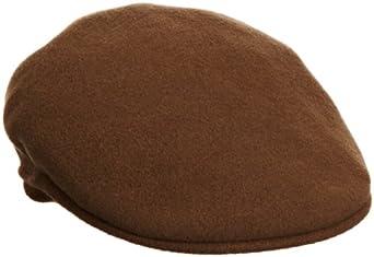 Kangol Wool 504 Cap With Earlaps (Large, Camo)