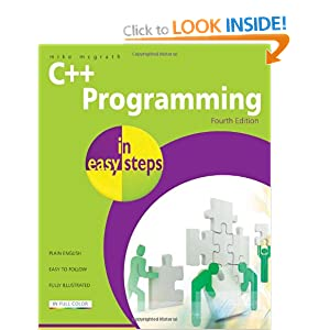 C++ Programming In Easy Steps 4th Edition