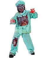 Zombie Doctor Costume - Medium