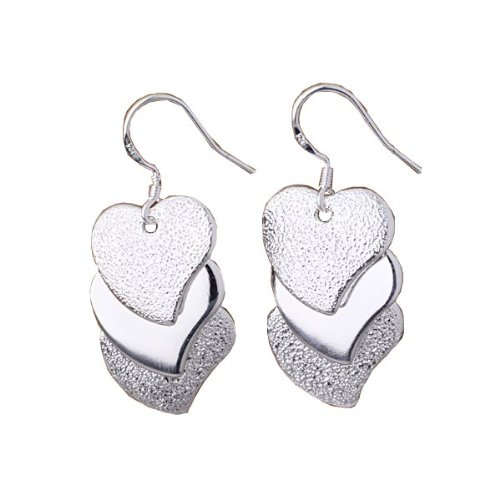Collection Silver Plated - The British Bulldog Store - Woman Earrings