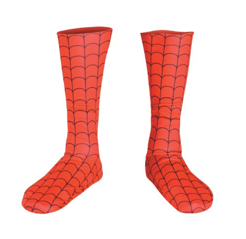 Spiderman Adult Deluxe Boot Covers 19056