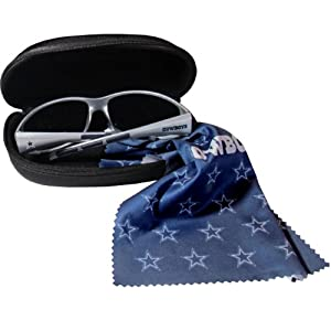 NFL Dallas Cowboys Sunglass and Accessory Set by Siskiyou Sports