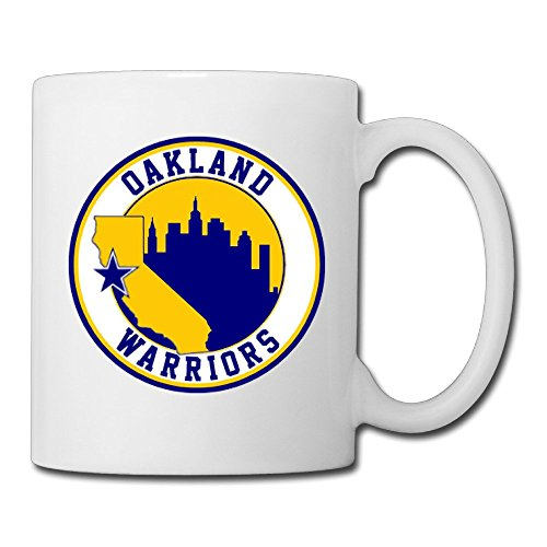 White G S W And Oakland City Novelty Coffee Cup