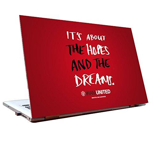 Junkyard 141000361 Laptop Skins 14 Inch Manchester United Hd Quality
