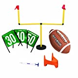 Franklin Sports Future Champs Youth Football Goal Post Set No. 14266