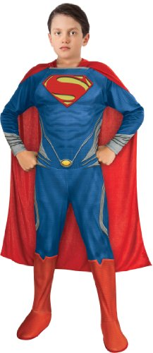 Rubies Boys Man of Steel Superman Kids Costume