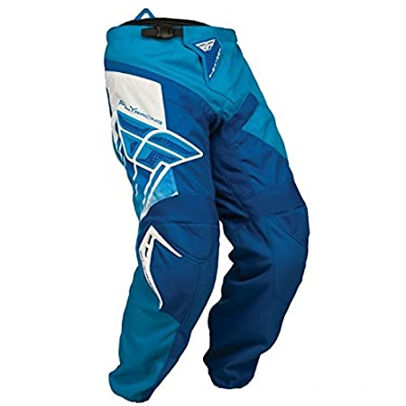 Fly 2014 Enfants - Motocross / MTB Pantalon - F16 Bleu