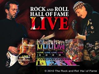 ロックの殿堂「ROCK AND ROLL HALL OF FAME」DVD BOX通販限定スペシャルセット