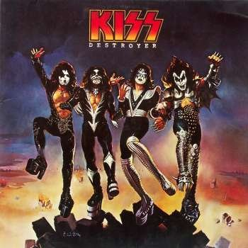 Kiss - 1976 Destroyer - Zortam Music