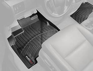 WeatherTech Front FloorLiner for Select Ford Expedition Models (Black)