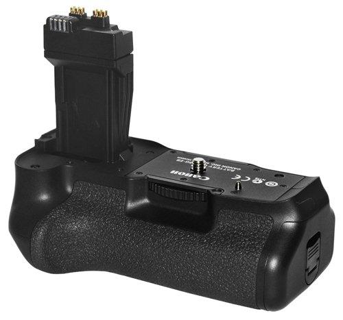 Canon Rebel T3i  Battery Grip BG-E8