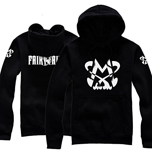 Onecos Fairy Tail Hoodies S Size (Height 61In, Weight Within 100Lbs) 1