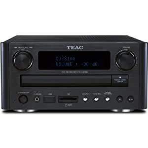 CR-H258i Mirco Component with CD/DAB/FM/AM Tuner - Black