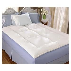 Restful Nights Down Alternative Fiber Bed - King