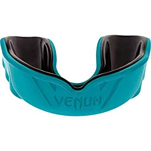 Venum Challenger Mouth Guard, Black/Cyan