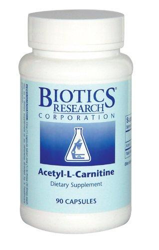 Acetyl-L-Carnitine 90C - Biotics