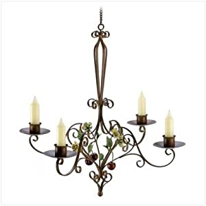 Red Candle Chandelier Chandelier Online