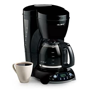 Mr. Coffee GBX23 Grind-and-Brew 12-Cup Programmable Coffeemaker