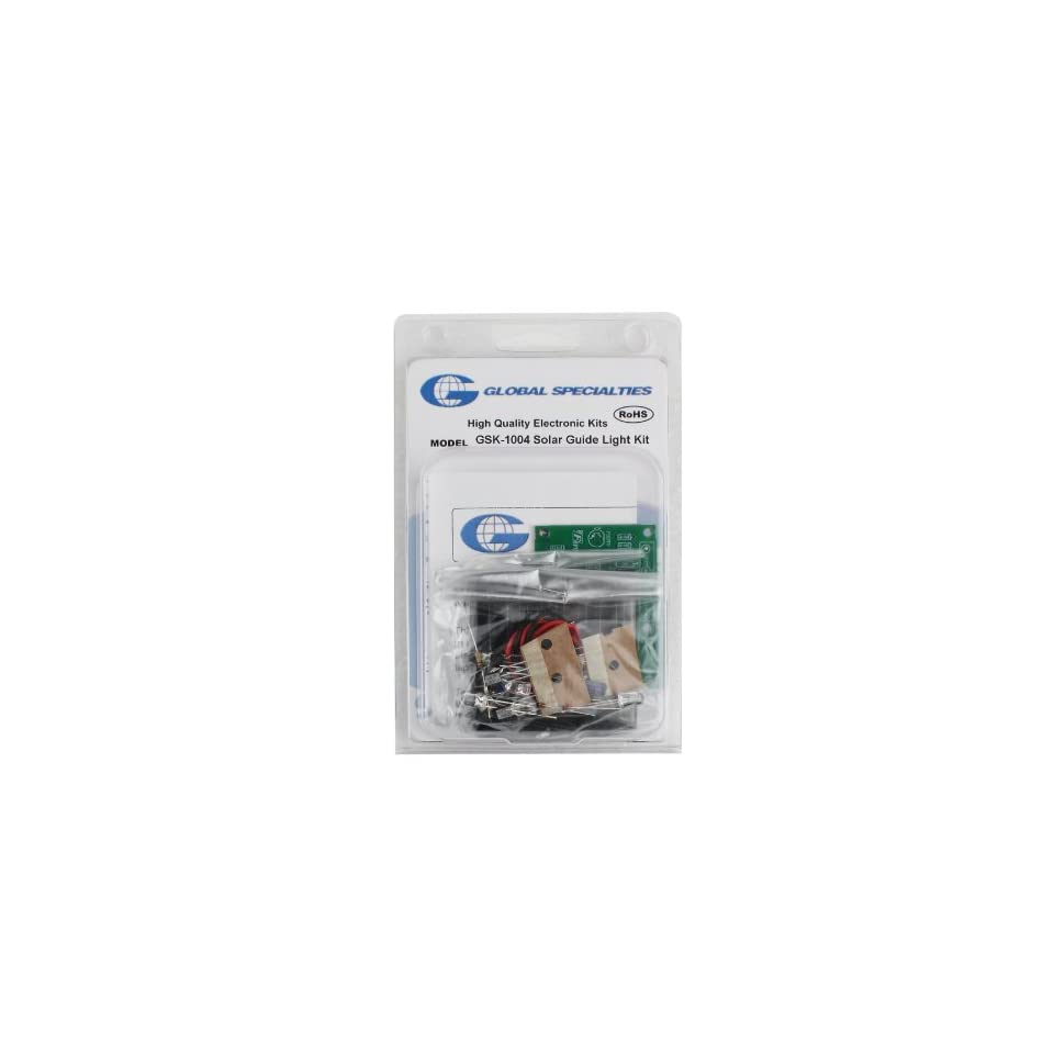 Global Specialties GSK 1004 Solar Guide LED Light Indicator Kit