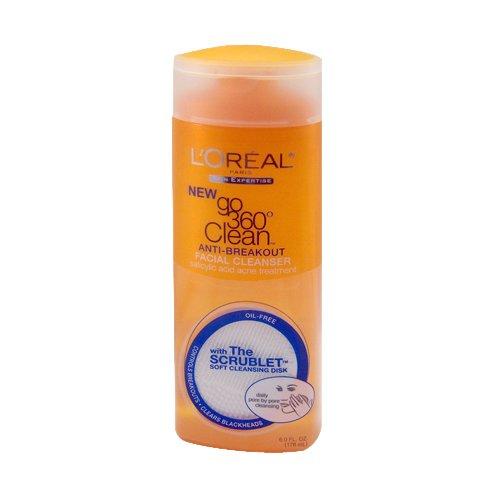 L'Oréal Paris Go 360 Clean, Nettoyant Visage