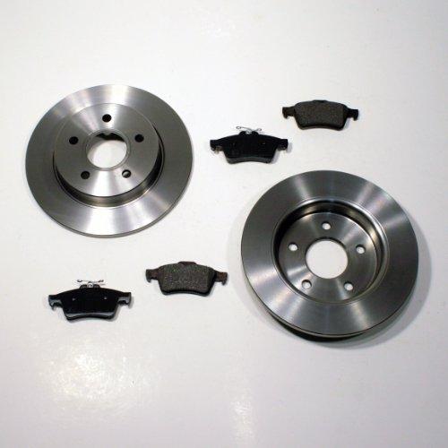 ford-focus-2-ii-bremsen-bremsbelage-hinten
