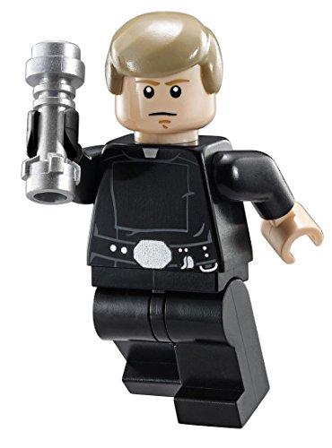 LEGO-Star-Wars-Final-Duel-Minifigure-Luke-Skywalker-with-Black-Hand-and-Lightsaber-75093