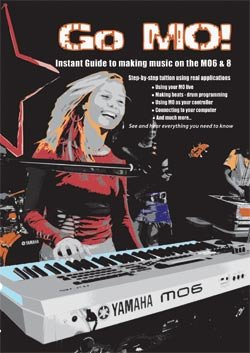 Sale!! Yamaha GO MO DVD Instant Guide for Making Music on the MO6/ MO8
