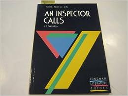 "York Notes on J.B.Priestley's ""Inspector Calls"": Amazon.co"