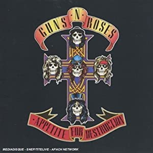 "Cover of ""Appetite for Destruction"""