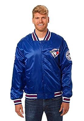 Toronto Blue Jays Lightweight Satin Jacket