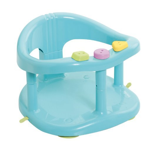 babymoov a022001 babies bath seat with ring aqua blue home decor. Black Bedroom Furniture Sets. Home Design Ideas