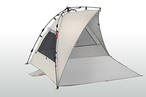 Terra Nation 231311 Hare Kohu Plus Shade, 2 Person, House Cloud Shade Shelter, Sand