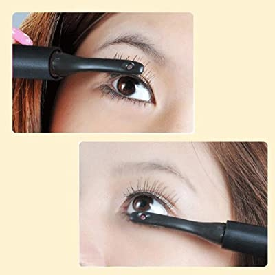 Best Cheap Deal for New Mini Portable Longlasting Electric Heated Eyelash Curler Eye Lashes Pen Style Make up Tools Black - MZ23001 from ZMWL - Free 2 Day Shipping Available