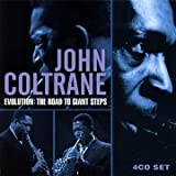 Evolution: Road To Giant Steps [4CD Box Set]by John Coltrane