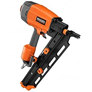 Factory-Reconditioned Ridgid ZRR350RHD 21 Degree 3-1/2 in. Full Round Head Framing Nailer