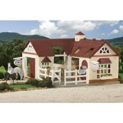 BREYER HORSES DELUXE ANIMAL HOSPITAL