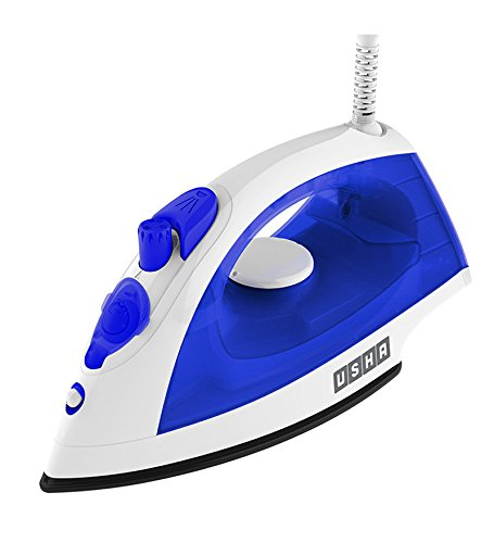 Usha 3412 Steam Iron Blue