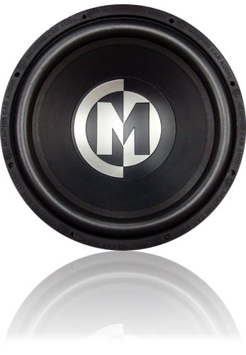 "5-Pr15S4V2 - Memphis Power Reference 15"" Svc 4 Ohm Subwoofer"