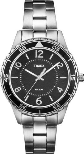 timex-t2p019d7-urban-montre-femme-quartz-analogique-cadran-noir-bracelet-acier-argent