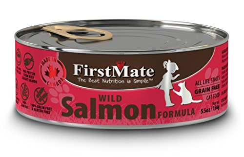 FirstMate Grain Free Salmon Formula