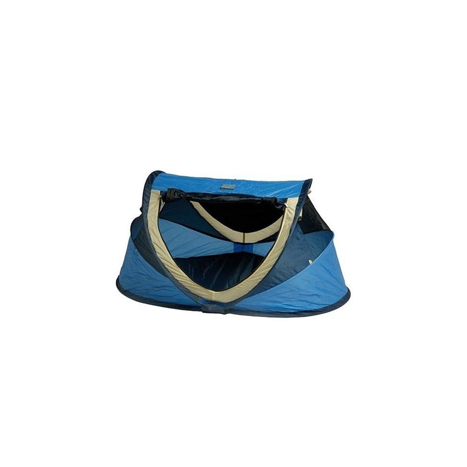Deryan DY002L   Reisebett Travel cot Peuter Luxe blue Baby