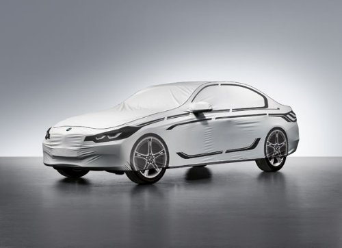 BMW 4 Series Coupe (F32) car cover - indoor/outdoor